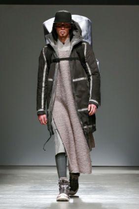 Boris Bidjan Saberi Menswear Fall Winter 2019 Paris6