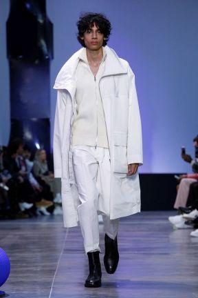 Cerruti 1881 Menswear Fall Winter 2019 Paris4