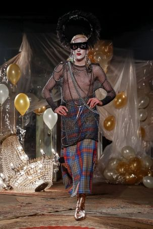 Charles Jeffrey LOVERBOY Fall Winter 2019 London1