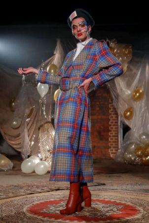Charles Jeffrey LOVERBOY Fall Winter 2019 London12