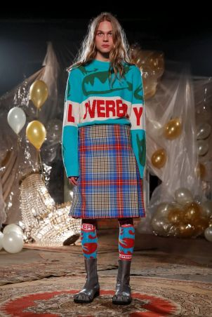 Charles Jeffrey LOVERBOY Fall Winter 2019 London14