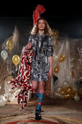 Charles Jeffrey LOVERBOY Fall Winter 2019 London15