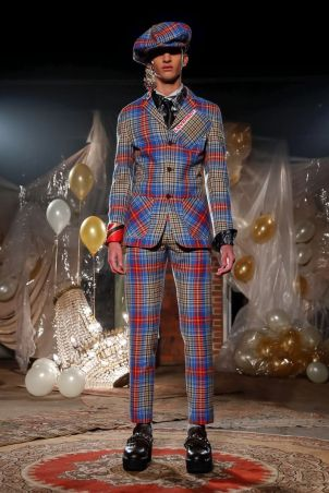 Charles Jeffrey LOVERBOY Fall Winter 2019 London20