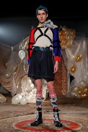 Charles Jeffrey LOVERBOY Fall Winter 2019 London22