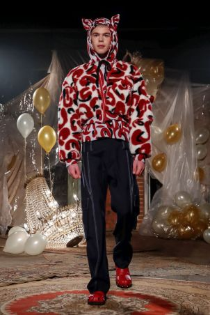 Charles Jeffrey LOVERBOY Fall Winter 2019 London23