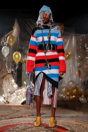 Charles Jeffrey LOVERBOY Fall Winter 2019 London7