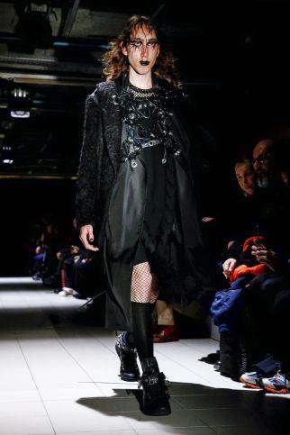 Comme des Garçons Homme Plus Menswear Fall Winter 2019 Paris10