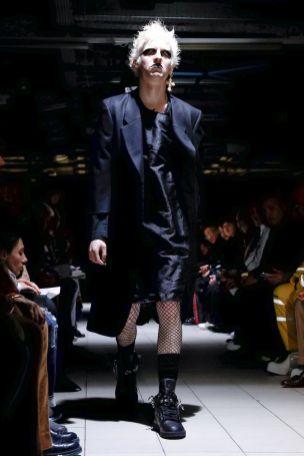 Comme des Garçons Homme Plus Menswear Fall Winter 2019 Paris2