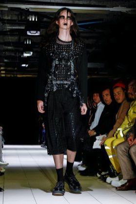 Comme des Garçons Homme Plus Menswear Fall Winter 2019 Paris30