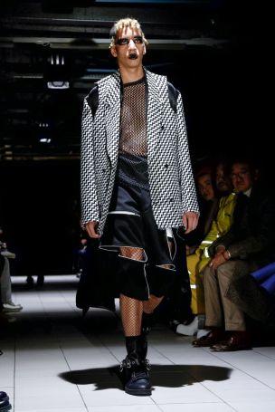 Comme des Garçons Homme Plus Menswear Fall Winter 2019 Paris4