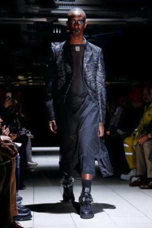 Comme des Garçons Homme Plus Menswear Fall Winter 2019 Paris5
