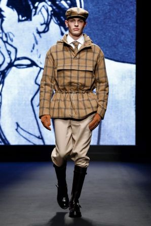 Daks Men & Women Fall Winter 2019 Milan4