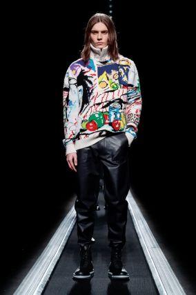 Dior Homme Menswear Fall Winter 2019 Paris12