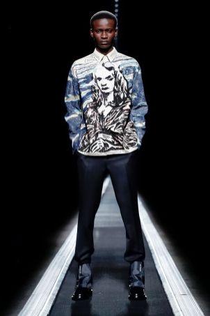 Dior Homme Menswear Fall Winter 2019 Paris48