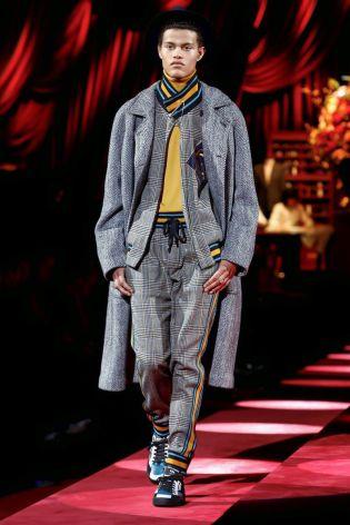 Dolce & Gabbana Menswear Fall Winter 2019 Milan110
