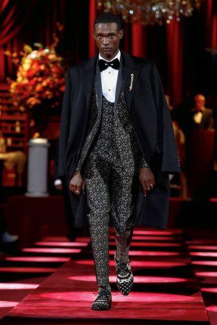 Dolce & Gabbana Menswear Fall Winter 2019 Milan117