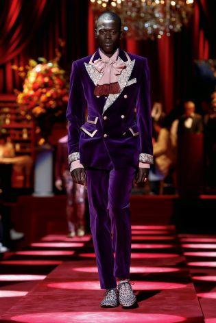 Dolce & Gabbana Menswear Fall Winter 2019 Milan118