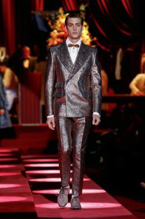 Dolce & Gabbana Menswear Fall Winter 2019 Milan120