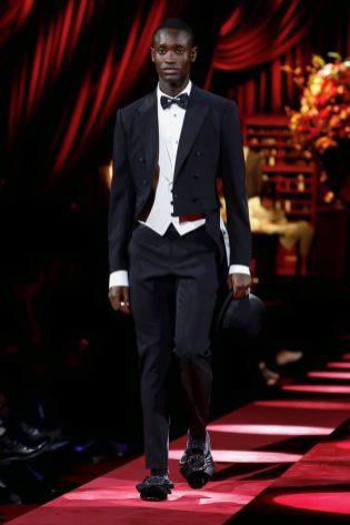 Dolce & Gabbana Menswear Fall Winter 2019 Milan122
