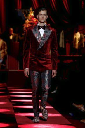 Dolce & Gabbana Menswear Fall Winter 2019 Milan14
