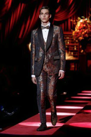 Dolce & Gabbana Menswear Fall Winter 2019 Milan18