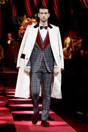 Dolce & Gabbana Menswear Fall Winter 2019 Milan21