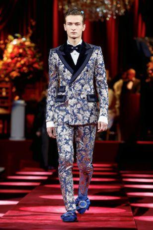Dolce & Gabbana Menswear Fall Winter 2019 Milan22