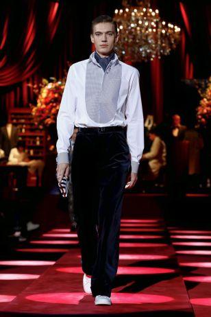 Dolce & Gabbana Menswear Fall Winter 2019 Milan23