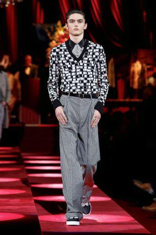 Dolce & Gabbana Menswear Fall Winter 2019 Milan3