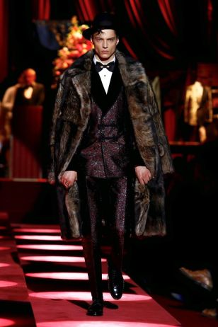 Dolce & Gabbana Menswear Fall Winter 2019 Milan30