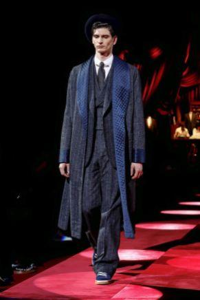 Dolce & Gabbana Menswear Fall Winter 2019 Milan33