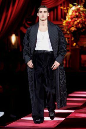 Dolce & Gabbana Menswear Fall Winter 2019 Milan37