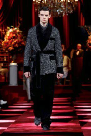 Dolce & Gabbana Menswear Fall Winter 2019 Milan4