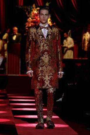 Dolce & Gabbana Menswear Fall Winter 2019 Milan40