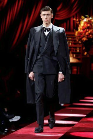 Dolce & Gabbana Menswear Fall Winter 2019 Milan47