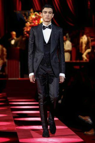 Dolce & Gabbana Menswear Fall Winter 2019 Milan50