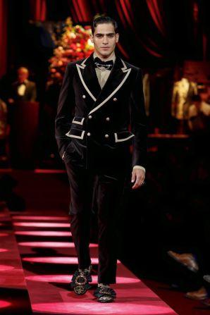 Dolce & Gabbana Menswear Fall Winter 2019 Milan52