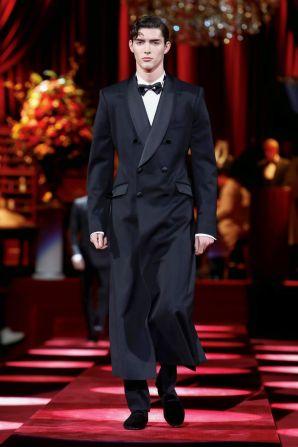 Dolce & Gabbana Menswear Fall Winter 2019 Milan54