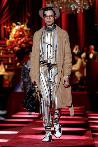 Dolce & Gabbana Menswear Fall Winter 2019 Milan57