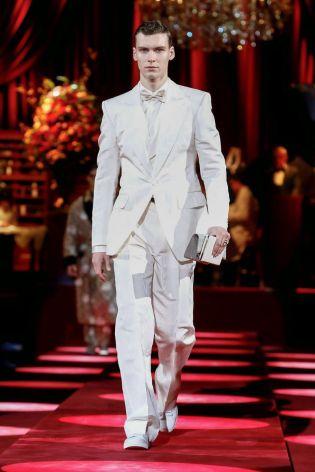 Dolce & Gabbana Menswear Fall Winter 2019 Milan58