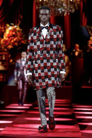 Dolce & Gabbana Menswear Fall Winter 2019 Milan66