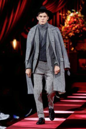 Dolce & Gabbana Menswear Fall Winter 2019 Milan7