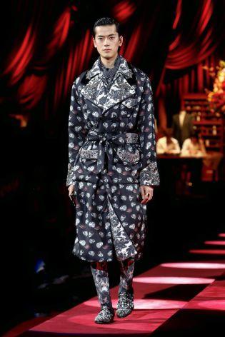 Dolce & Gabbana Menswear Fall Winter 2019 Milan82