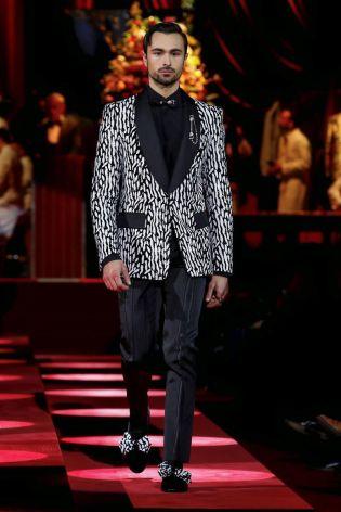 Dolce & Gabbana Menswear Fall Winter 2019 Milan83