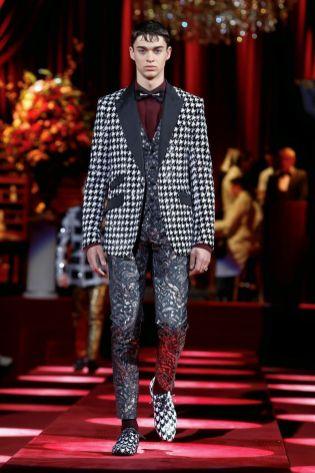 Dolce & Gabbana Menswear Fall Winter 2019 Milan86