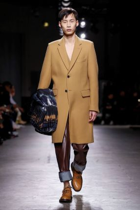 Dries Van Noten Menswear Fall Winter 2019 Paris1