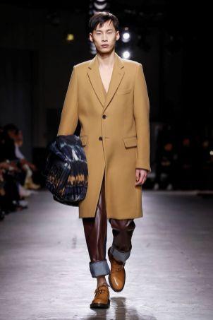 Dries Van Noten Menswear Fall Winter 2019 Paris1
