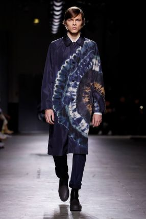 Dries Van Noten Menswear Fall Winter 2019 Paris11