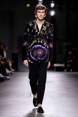 Dries Van Noten Menswear Fall Winter 2019 Paris55