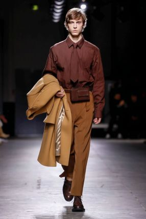 Dries Van Noten Menswear Fall Winter 2019 Paris6